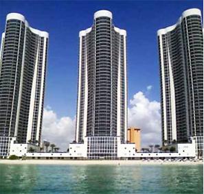 Trump Towers Sunny Isles Condo