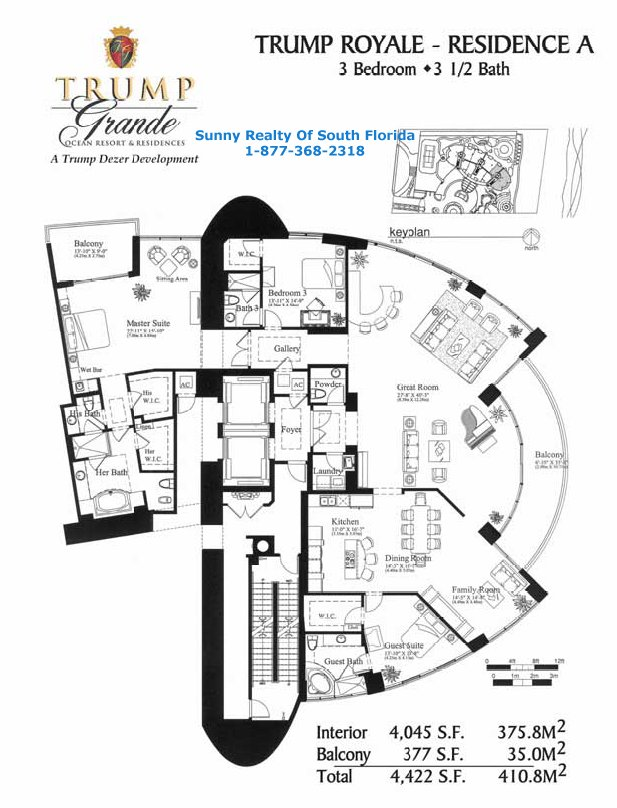 trump tower vancouver floorplans pdf