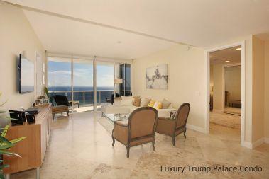 Luxury Trump Palace Condo