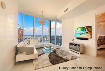 Luxury Condo in Trump Palace
